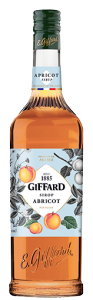 APRICOT SYRUP 1L