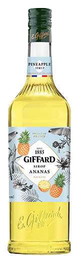 PINEAPPLE SYRUP 1L