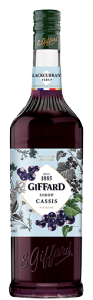BLACKCURRANT SYRUP 1L
