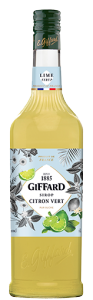 LIME SYRUP 1L