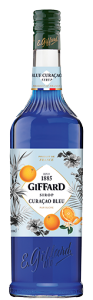 BLUE CURACAO SYRUP 1L