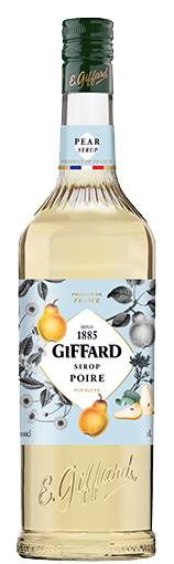 PEAR SYRUP 1L